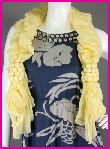 Scarf_Yellow
